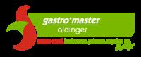 Logo: gastro*master Aldinger GmbH + Co. KG